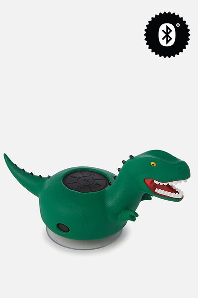 Novelty Shower Speakers, DINOSAUR