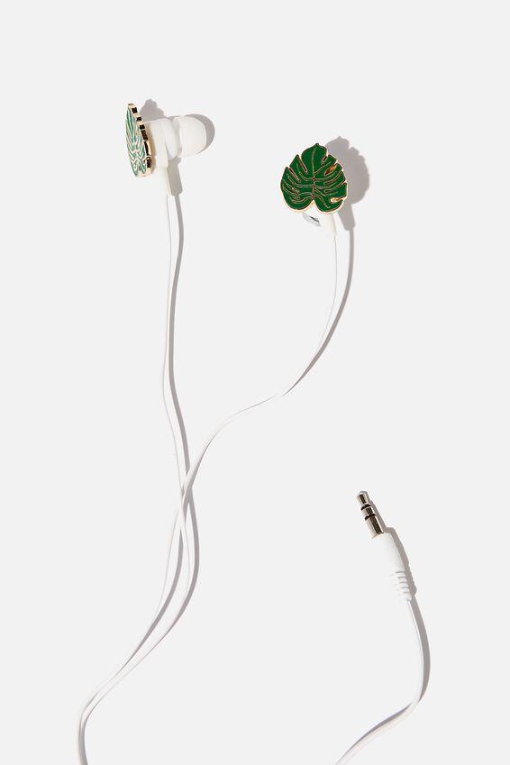 Novelty Earphones, FERN