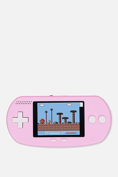 Vintage Gamer, PINK CRUSH