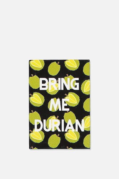 Quirky Magnets, ASIA DURIAN