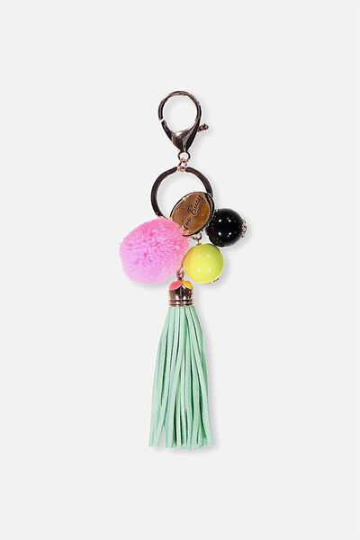 Charm Keyring, TOO BUSY FOR YOU