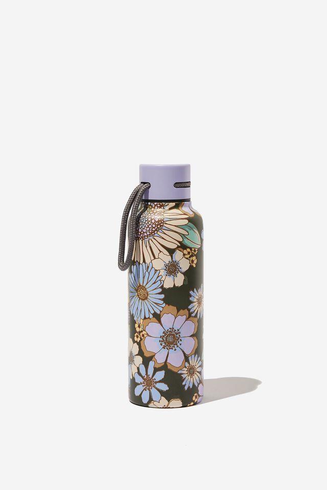 Boxed Metal Drink Bottle, SUNNIE FLORAL