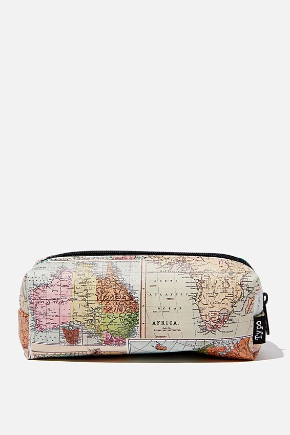 Bailey Pencil Case, MAP