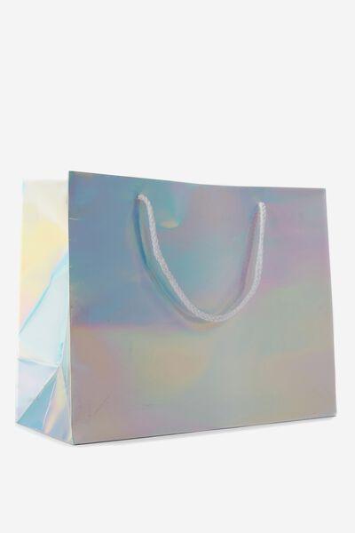 Stuff It Gift Bag - Medium, IRIDESCENT