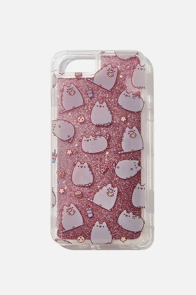 Shake It Phone Case 6, 7, 8 Plus, LCN PUSHEE CAT YARDAGE