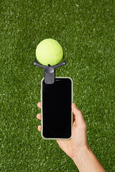 Puppy Ball Selfie Clip, BLACK