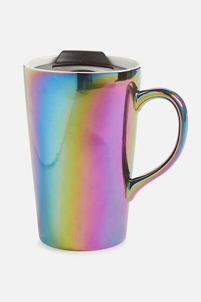 Nomad Travel Mug, OIL SLICK