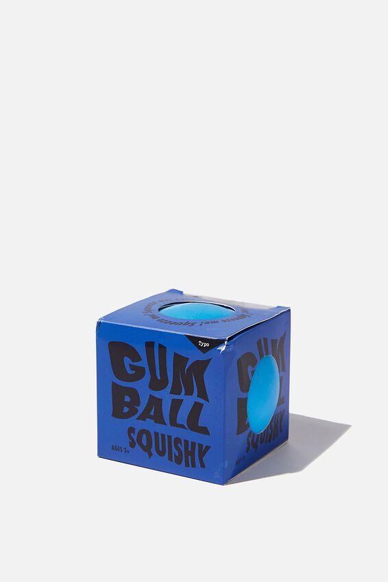 Gum Ball Squishy, ROYAL BLUE