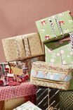 Christmas Wrapping Paper Roll, DITSY FLORAL