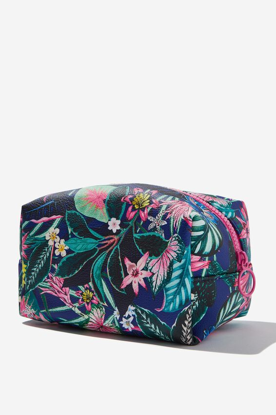 Made Up Cosmetic Bag, RESORT FLORAL