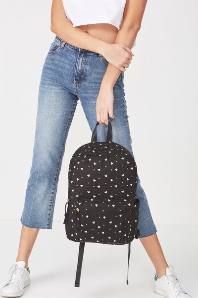 Student Backpack, LCN MICKEY PRINT