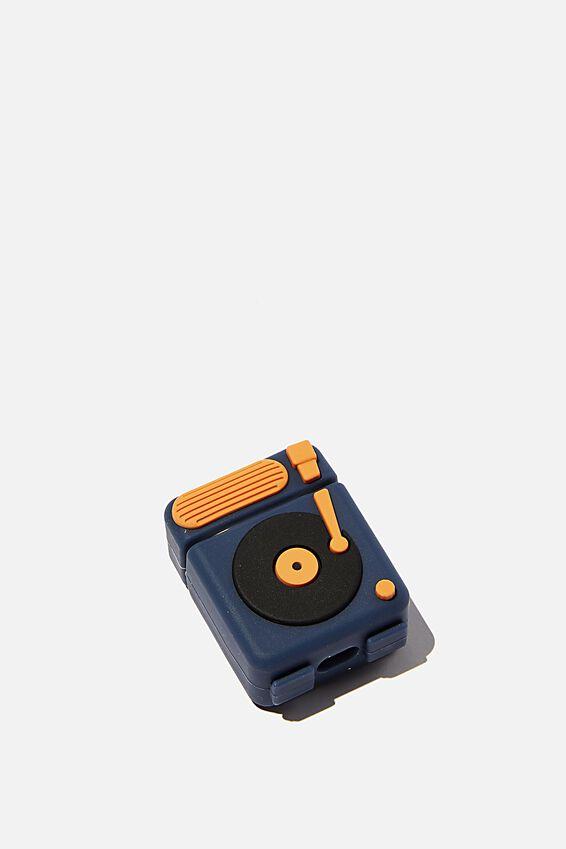 Ear Pod Sleeve, RECORD PLAYER