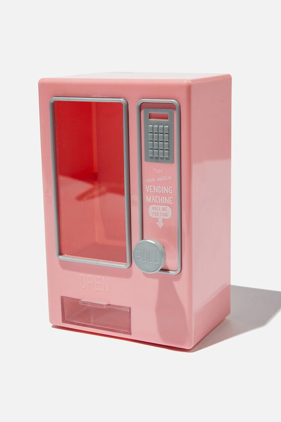 Mini Vending Machine, PINK
