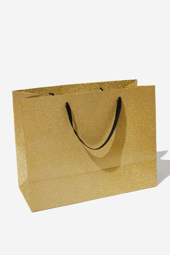 Stuff It Gift Bag - Medium, ROSE GOLD GLITTER