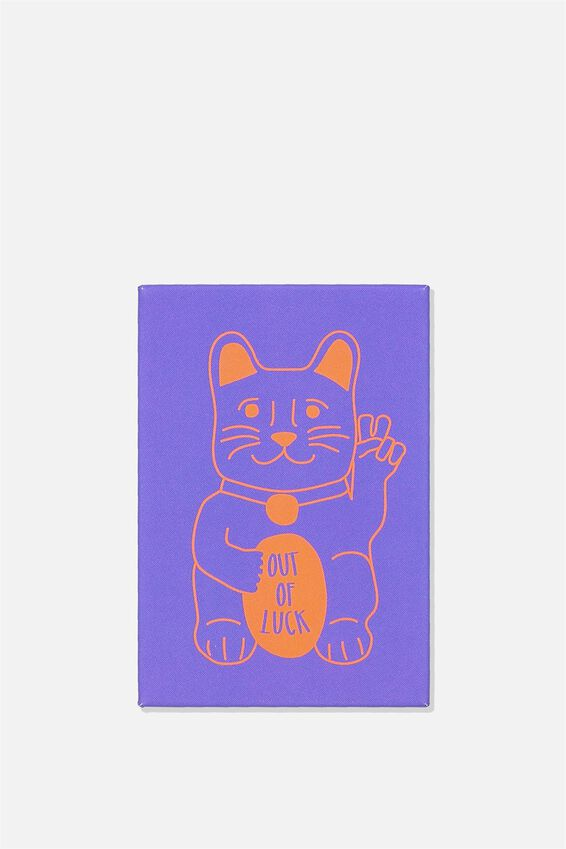Quirky Magnets, LUCKY CAT