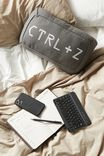 Canvas Cushy Cushion, CANVAS CTRL + Z KEY