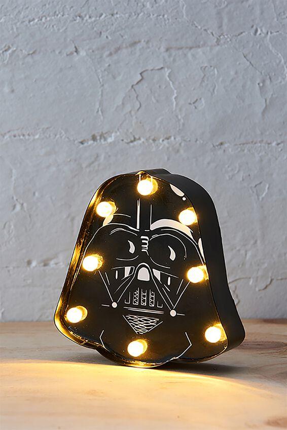 Star Wars Marquee Light, LCN DARTH VADER