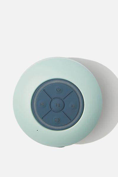 Wireless Led Shower Speaker, SOFT MOSS 2.0