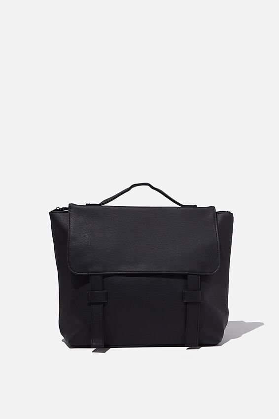 Commuter Backpack, JETT BLACK