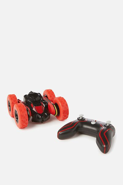 Flipping Rc Stunt Car, RED