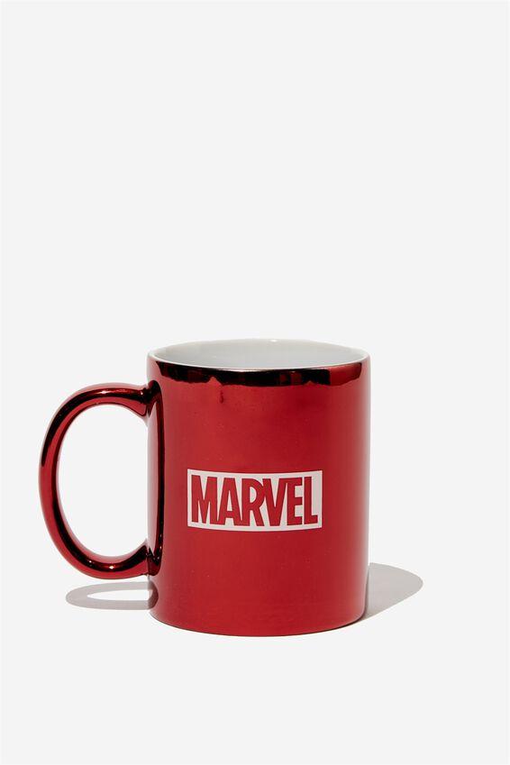 Marvel Anytime Mug, LCN MAR MARVEL LOGO