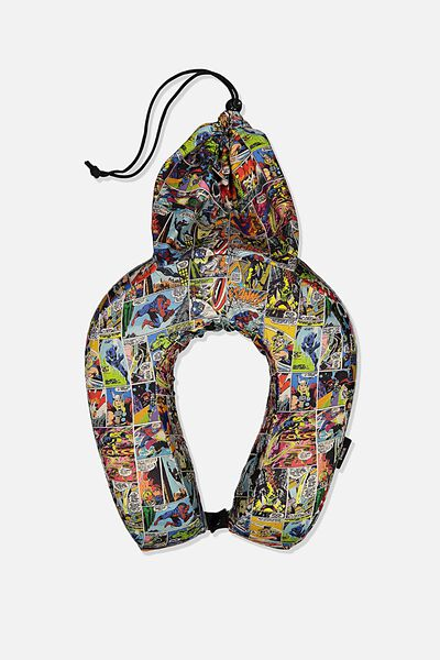 Travel Neck Pillow, LCN MAR MARVEL YARDAGE