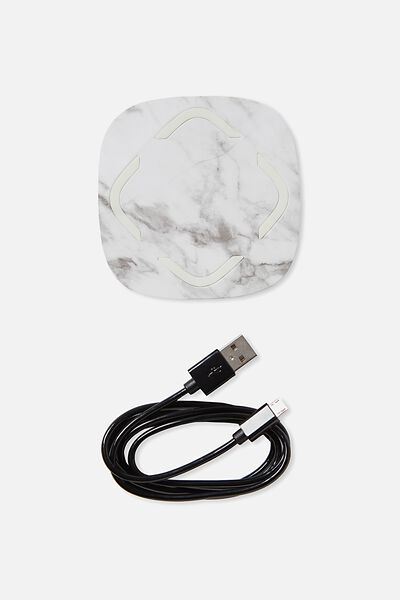 Wireless Charger, MARBLE
