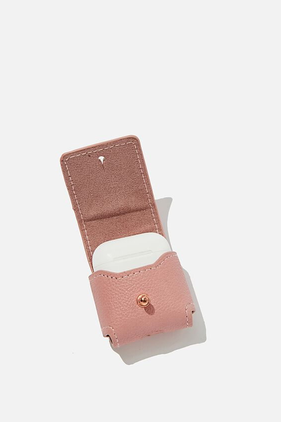 Core Ear Bud Sleeve, DUSTY ROSE