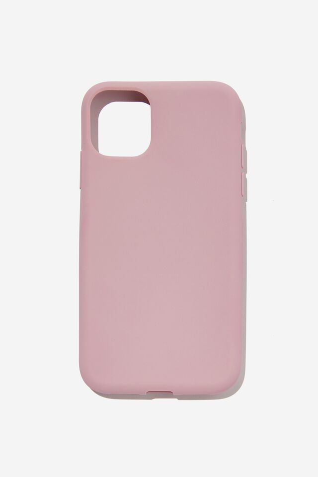 Recycled Phone Case iPhone 11, DUSTY LILAC