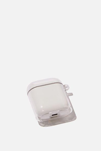Premium Ear Bud Sleeve, CLEAR