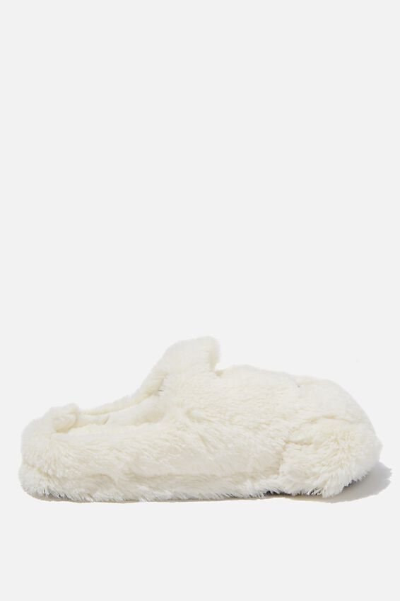 Novelty Slippers, BICHON FRISE