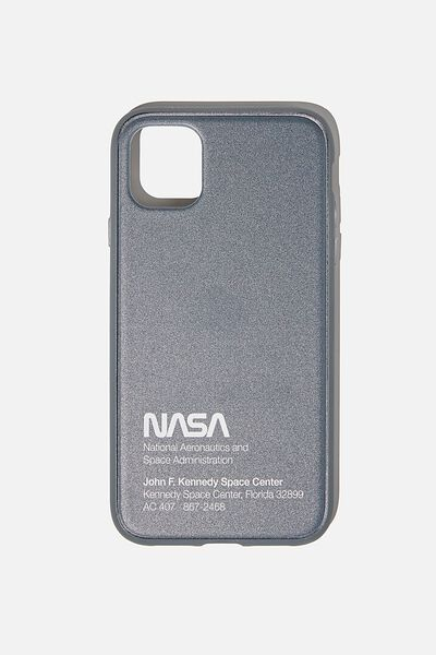 Protective Phone Case iPhone 11, LCN NAS NASA JFK