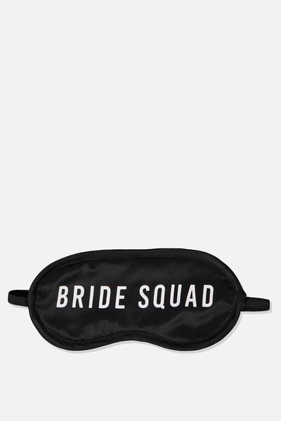 Eye Mask Bundle, BRIDE SQUAD