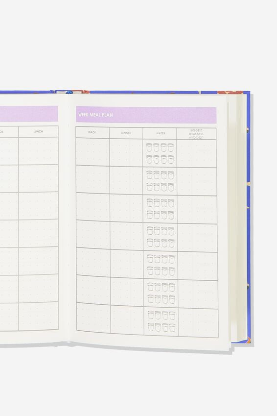 Activity Time Journal A5, FITNESS