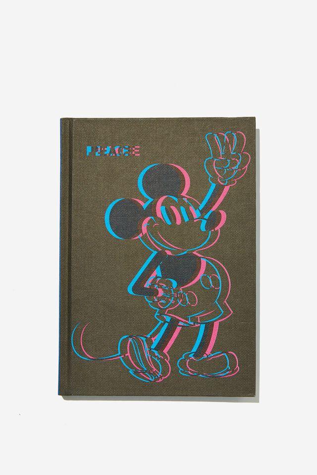 The Big Ticket Notebook Disney, LCN DIS MICKEY PEACE
