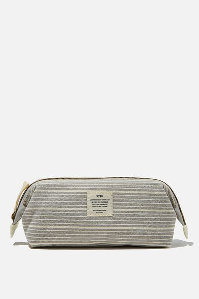 Billie Pencil Case, BRAD STRIPE