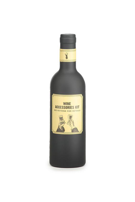 Bottled Up Gift Pack, BLACK