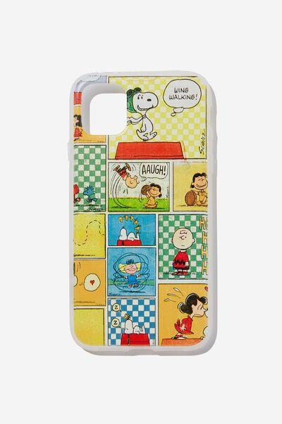 Protective Phone Case iPhone 11, LCN PEA OPTIMISTIC YARDAGE