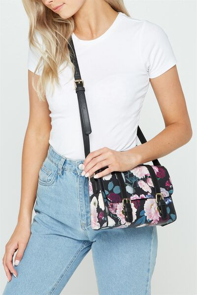 Mini Harry Bag, FLORAL