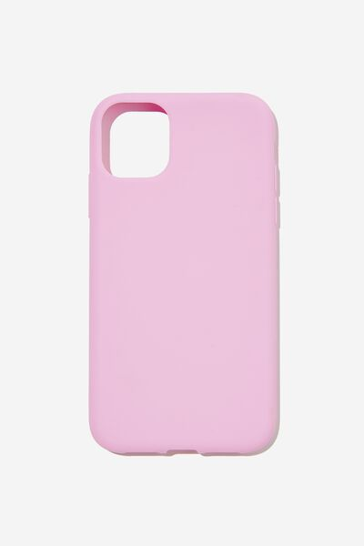 Recycled Phone Case iPhone 11, WILD LILAC