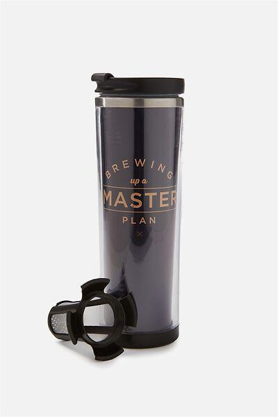 Tea-Riffic Travel Mug, MASTER