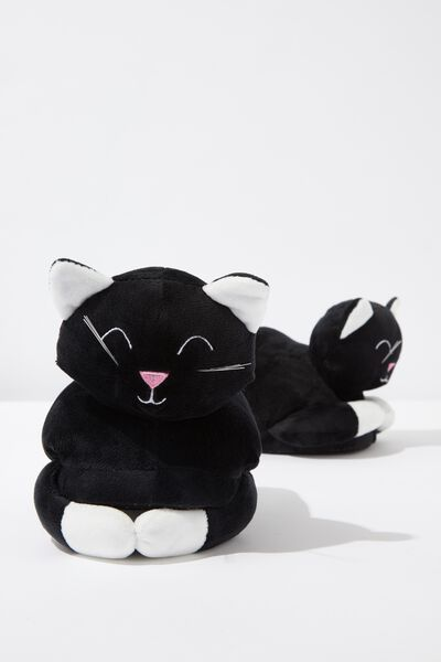 Novelty Slippers, CAT