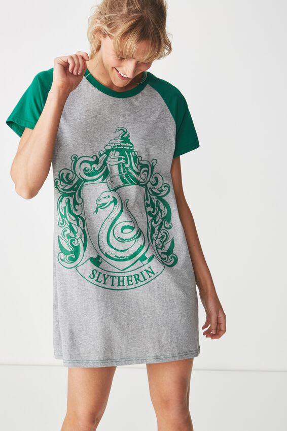 Harry Potter PJ Top, LCN HP SLYTHERIN