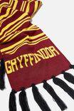 Harry Potter Scarf, LCN WB HPO GRYFFINDOR
