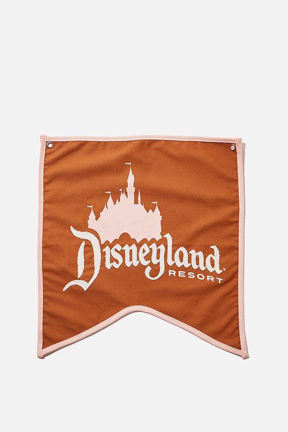 Banner Wall Flag, LCN DIS DISNEYLAND LOGO