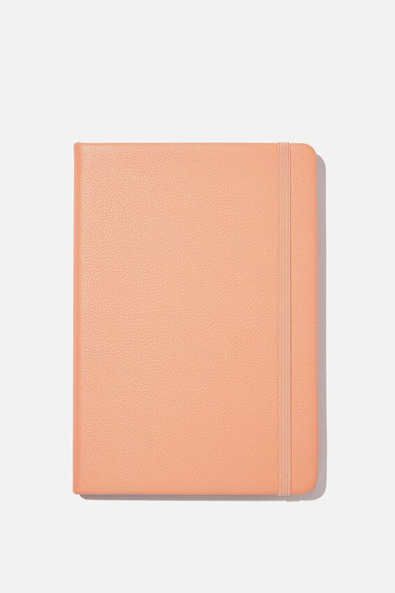 A5 Buffalo Journal, PEACH