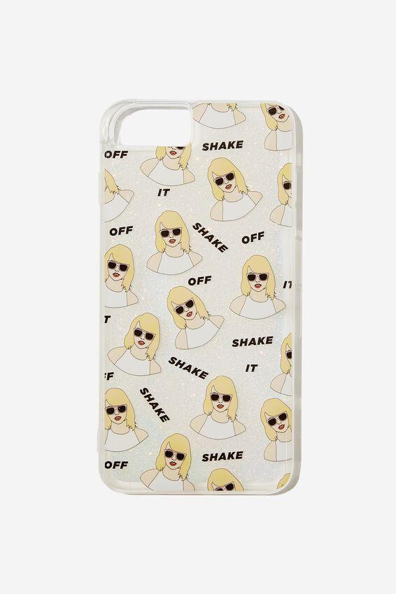 Shake It Phone Case 6, 7, 8 Plus, SHAKE IT OFF
