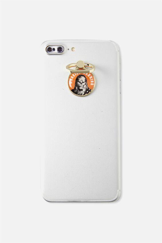 Chewie Phone Ring, LCN CHEWIE