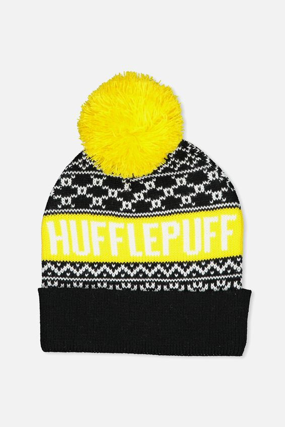 Harry Potter Novelty Beanie, LCN HP HUFFLEPUFF