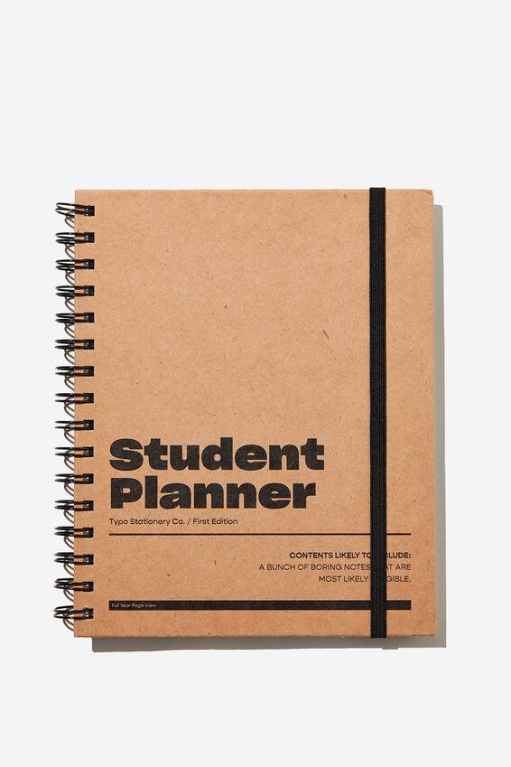 Student Planner 2021/22, KRAFT